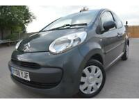 CITROEN C1 RHYTHM 1.0 5 DOOR*LOW MILEAGE*12 MONTHS MOT*£20 TAX*IDEAL 1ST CAR*