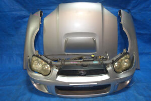 JDM Subaru Impreza WRX STi Front End Conversion Wagon 2004-2005
