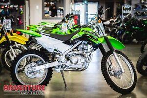 2019 Kawasaki KLX140G