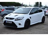 FORD FOCUS 2.5 RS, LUX PACK 1 LUX PACK 2, 67,000 MILES ONLY