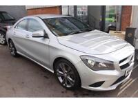 Mercedes CLA 220 CDI SPORT- 1 OWNER
