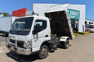 MITSUBISHI FUSO CANTER FE84 *** TIPPER ** #4935 Archerfield Brisbane South West Preview