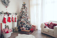 The Holidays are coming! Let us trim your tree!