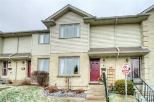 3 Bedroom Condo Close to Fanshawe Sublet May 5th-August 24th