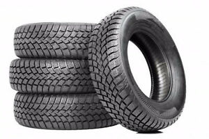 We sell new or good used tires for very competitive low prices.