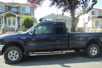 2002 Ford F-250 Lariat Pickup Truck - TRADE WANTED