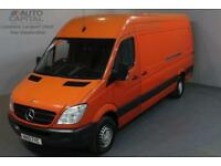 MERCEDES-BENZ SPRINTER 2.1 313 CDI 129 BHP LWB HIGH ROOF