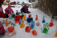 Daycare full/part time hull/jour,soir,nuit,week-end/hull portage