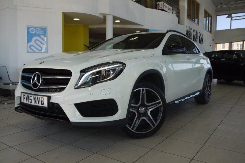 2015 mercedes benz gla class 2 1 gla200 cdi amg line premium pack 7g dct 5dr in sheffield. Black Bedroom Furniture Sets. Home Design Ideas