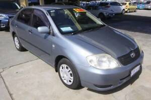 2002 Toyota Corolla Auto Sedan Beaconsfield Fremantle Area Preview
