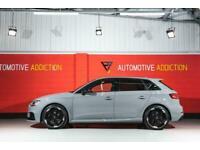 2018 Audi RS3 8V Sportback 2.5 TFSI Quattro S-Tronic | £5,750 Factory Extras |