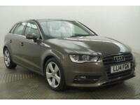 2014 Audi A3 TDI SPORT Diesel grey Manual