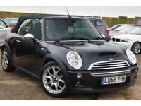 MINI CONVERTIBLE 1.6 COOPER S AUTOMATIC 170 BHP SERVICE HISTORY + JUST SERVICED