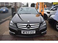 BAD CREDIT CAR FINANCE AVAILABLE 2013 63 MERCEDES C250CDi AMG PREMIUM PLUS AUTO