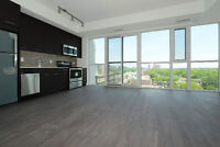 2 beds, 2 baths at Woodbine & Danforth with parking
