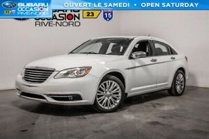Chrysler 200 Limited CUIR+TOIT.OUVRANT 2013