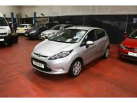 2010 Ford Fiesta EDGE Hatchback Petrol Manual