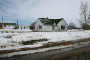 Town of Chinook land for sale
