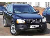 2004 Volvo XC90 2.9 T6 Executive Geartronic AWD 5dr