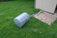lawn or rink roller