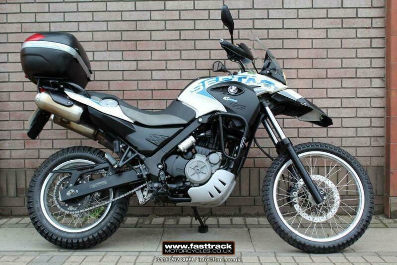 Bmw G 650 Gs 2012 12 Black Nationwide Delivery In Leicester Leicestershire Gumtree