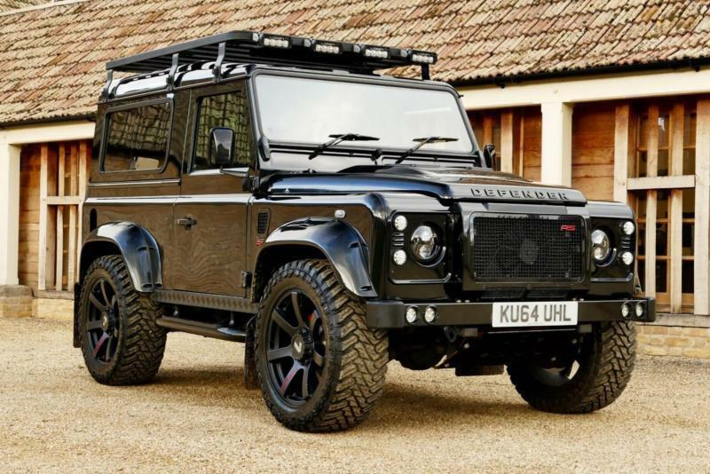 ffb9268bdfd LAND ROVER DEFENDER 90 6.2 V8 LS3 SPORT WAGON | in Peterborough,  Cambridgeshire | Gumtree