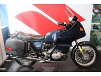1984 A BMW R80RT