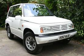 **SUPER LOW MILEAGE** Suzuki *VITARA* 1.6 Auto 3dr SWB 1993 **only 14k miles!**