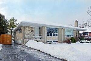 3 Bedroom Bungalow with in law suite $489,000