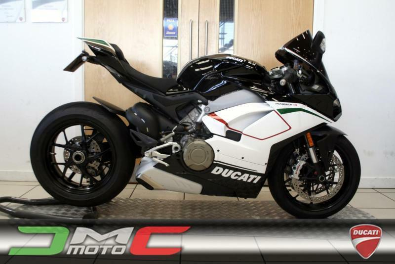 2018 Ducati Panigale V4 The Dark Side Speciale In Ribbleton