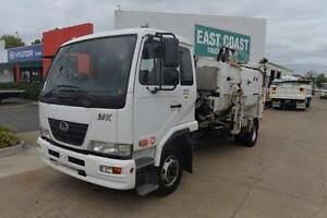 NISSAN UD MK6 ** GARBAGE COMPACTOR ** AUTOMATIC ** #5006 Archerfield Brisbane South West Preview