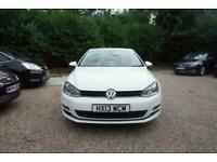 2013 Volkswagen Golf 2.0 TDI GT 5dr - CAR IS £8799 - £60 PER WEEK HATCHBACK Dies