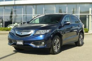 2017 Acura RDX Elite at