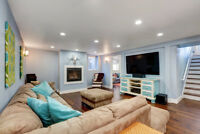Full Home Renovations - Quality Finishes For Affordable Prices