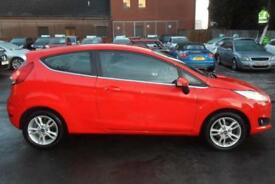 Ford Fiesta 1.25 ( 82ps ) Zetec - 1 Yr MOT, Warranty & AA Cover - Low Miles
