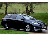 2015 Toyota Auris Excel Vvt-I Cvt Auto Estate Automatic