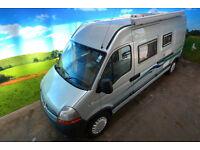 2008 Renault Master Motorhome / Campervan conversion