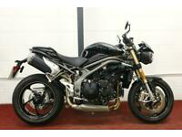 TRIUMPH SPEED TRIPLE 1050 S ABS ** Traction Control - Digital Colour Display **