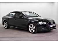 2012 Audi A4 TDI S LINE Diesel black CVT