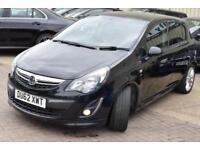 2012 Vauxhall Corsa 1.4 i 16v SRi 5dr (a/c)