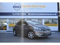 2012 12 PEUGEOT 208 1.4e-HDi ALLURE GOOD AND BAD CREDIT CAR FINANCE AVAILABLE