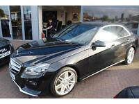 Mercedes E220 CDI AMG SPORT. VAT QUALIFYING