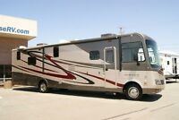 Used Class A Motorhomes Gas and Diesel