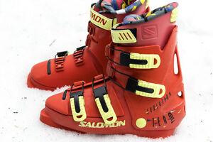 Bottes de ski jeune fille (salomon)