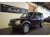 2005 55 LAND ROVER DISCOVERY 3 2.7 3 TDV6 SE 5D 188 BHP DIESEL