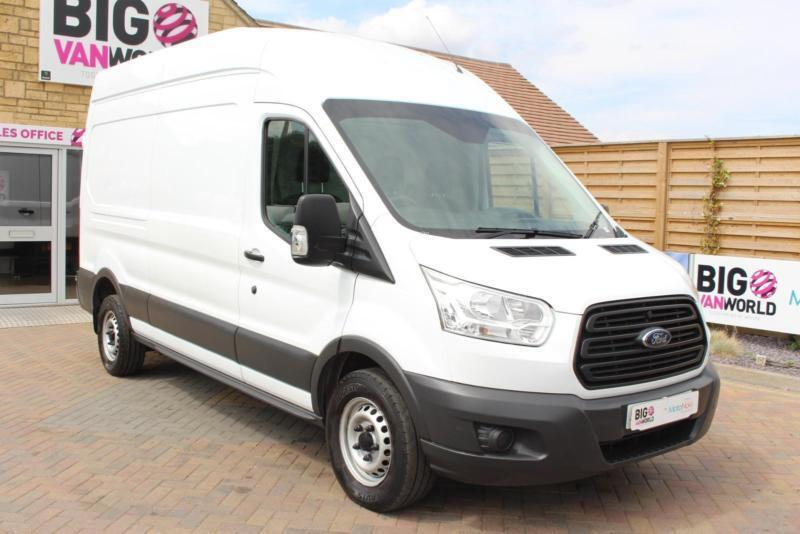2016 Ford Transit 350 Tdci 125 L3 H3 Lwb High Roof Van Sel