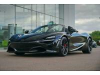2020 McLaren 720S Spider V8 2dr SSG Automatic Petrol Convertible