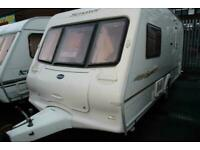 Bailey Senator Vermont 2005 2 Berth Caravan REDUCED!! £4,800