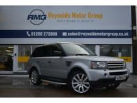 BAD CREDIT CAR FINANCE AVAILABLE 2008 08 LAND ROVER RANGE ROVER SPORT 3.6 AUTO