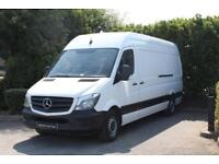 Mercedes-Benz Sprinter 2.1CDI ( Eu6 ) 2016MY 314 XLWB